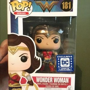 Wonder Woman Collection Corps Funko Pop #181